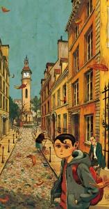 Campi-Euro Comics Art